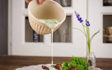 Stegt flæsk i ovn