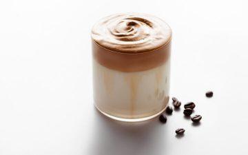 dalgona kaffe/coffee opskrift