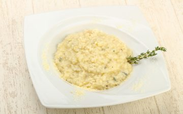 Risotto opskrift