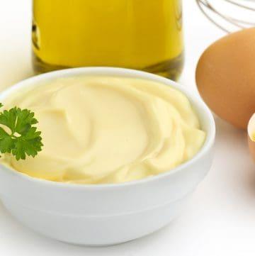 Mayonnaise Hjemmelavet
