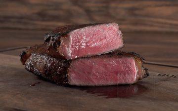 Sousvide steak